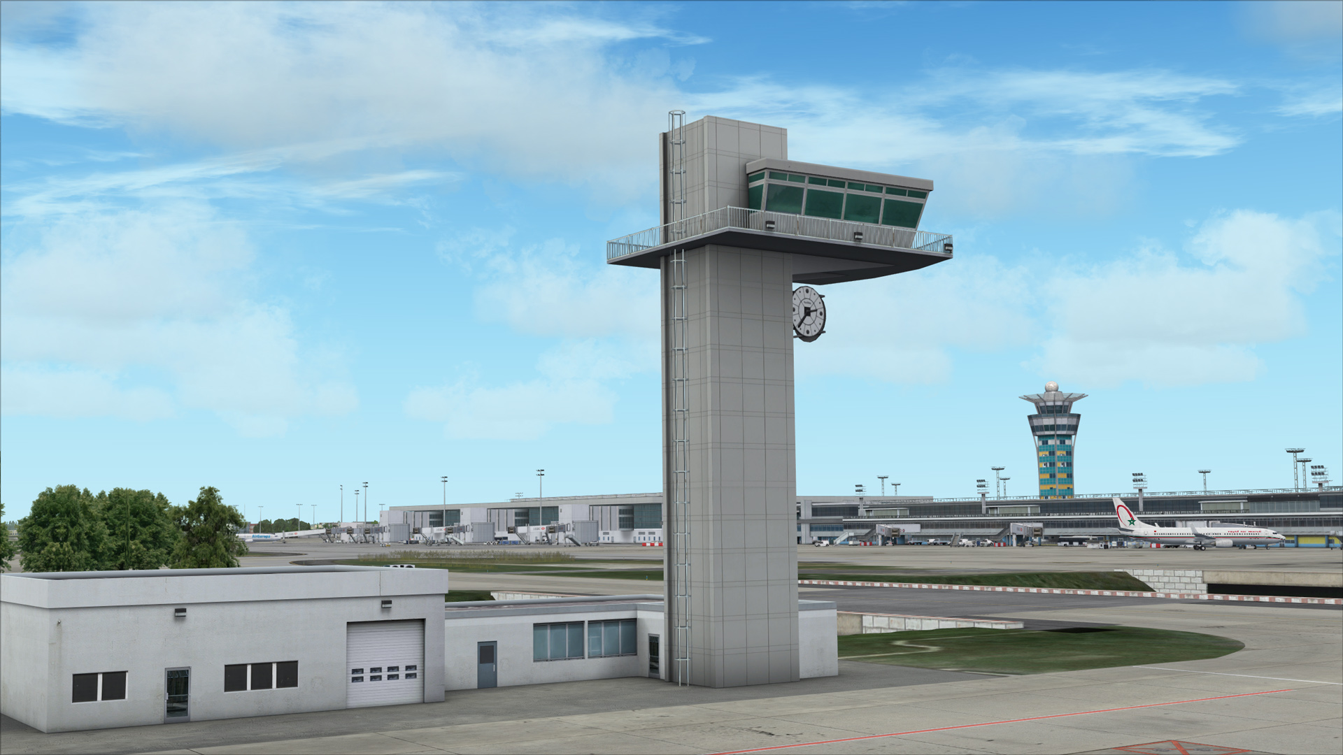 JETSTREAM DESIGNS - PARIS ORLY LFPO FSX